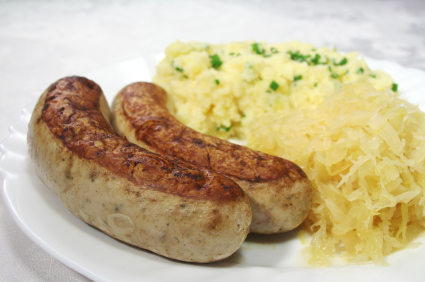 recipe: german bratwurst and sauerkraut recipe [9]