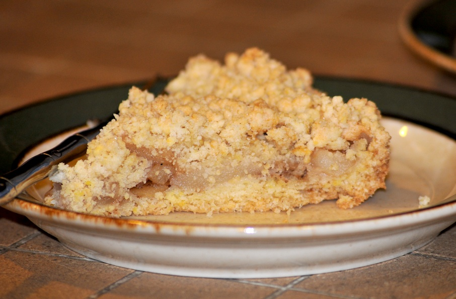 Recipe For German Apple Streusel Cake