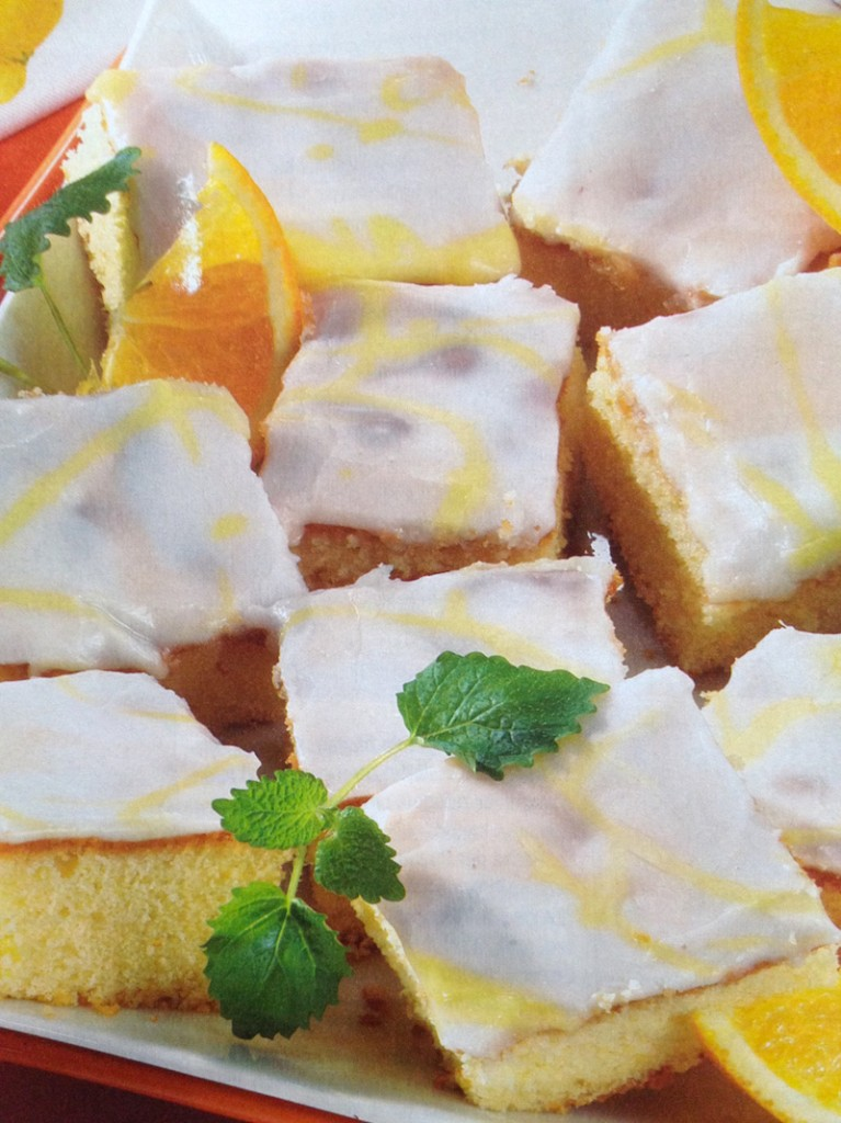 Authentic German Lemon Cake Best German Recipes