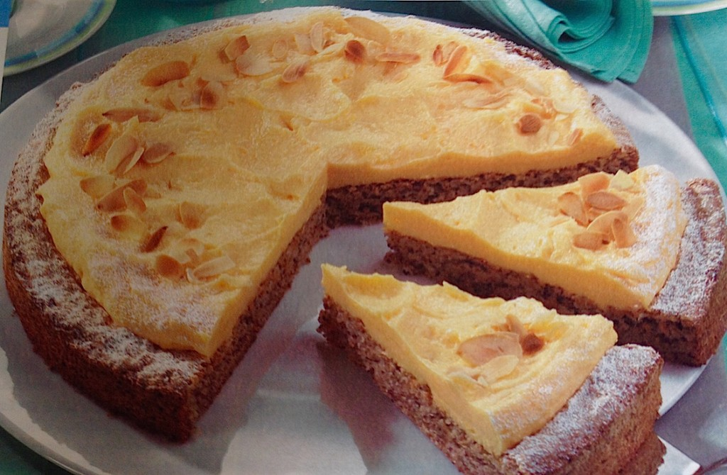 Are there any good gluten-free German dessert recipes?