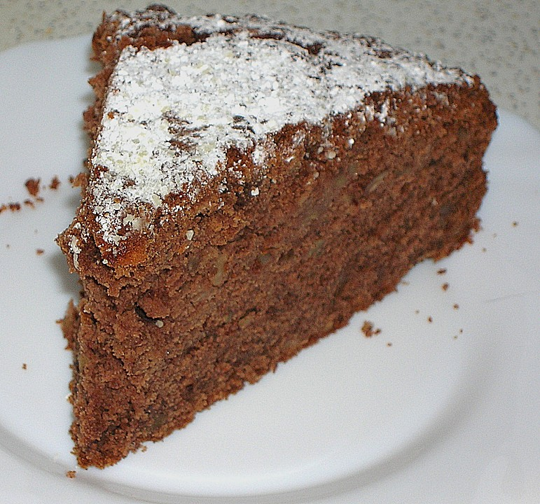 Authentic German Butter Cake